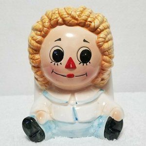 Vintage Raggedy Andy Planter